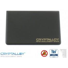 Cryptalloy stíněné pouzdro pro 2-4 bezkontaktní platební karty