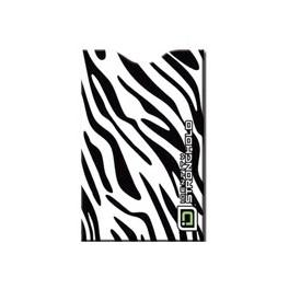Zebra - Bezpečnostní obal pro platební kartu