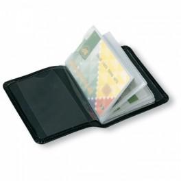 Pouzdro na platební karty, černé